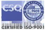 Air Clima è una società certificati UN EN ISO 9001:2015